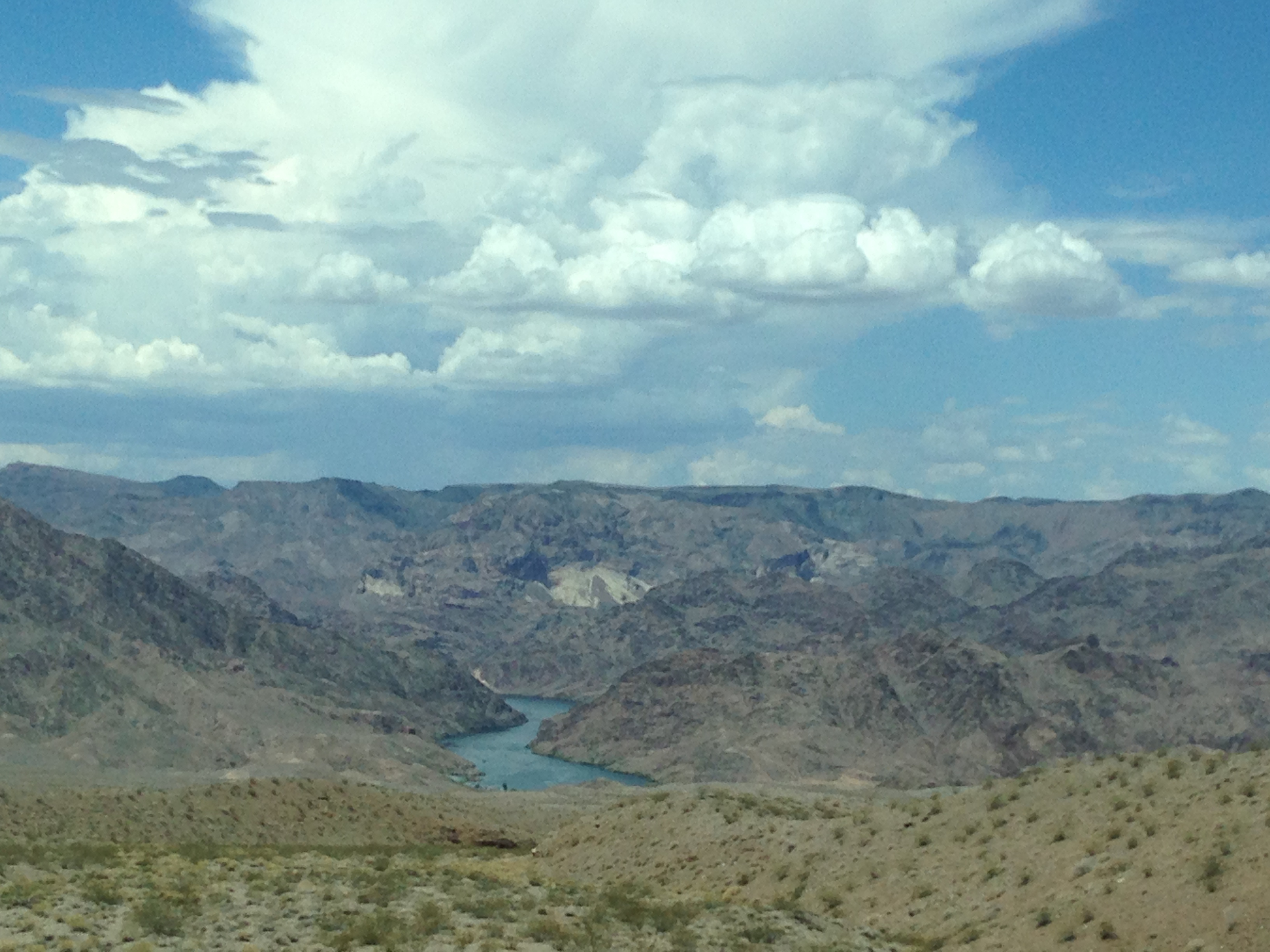 Days 34-36: Utah, Nevada, Arizona & California
