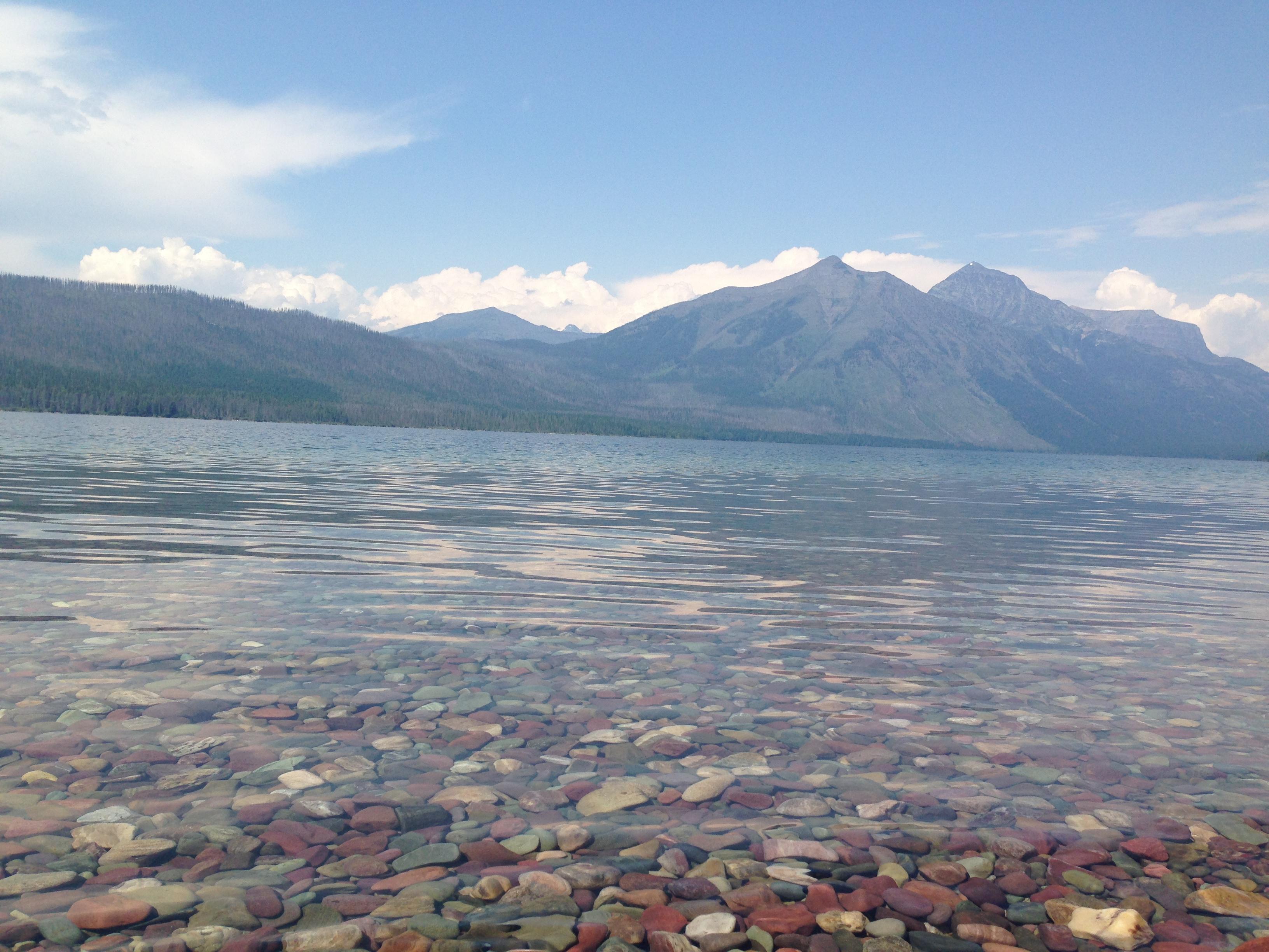 Days 61-64: Washington, Idaho & Montana