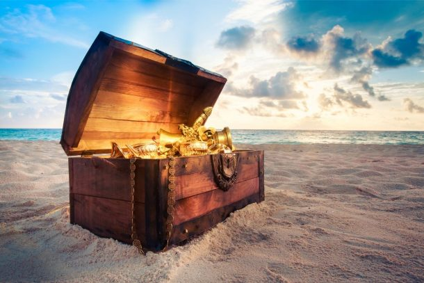 Treasure Chest of Freebies