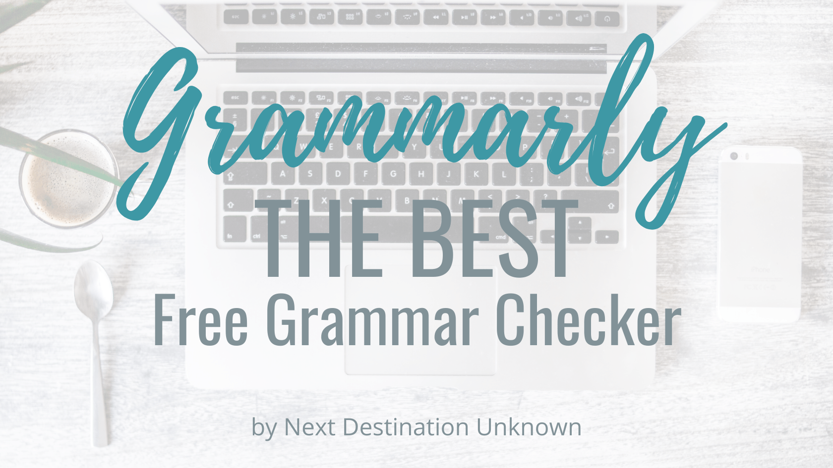 Grammarly: The Best Free Grammar Checker