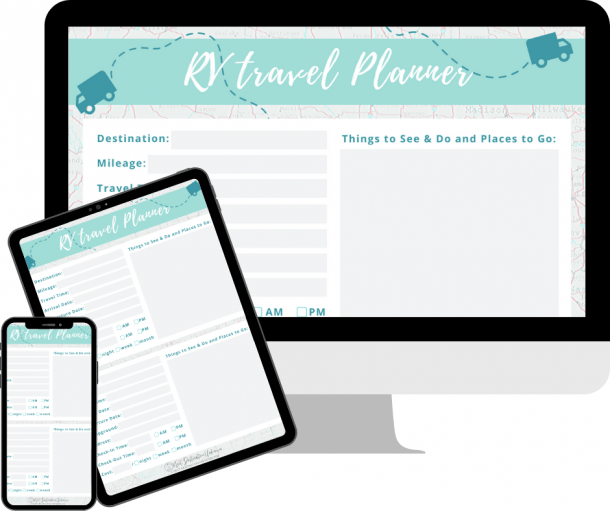 Download your Free RV Travel Planner