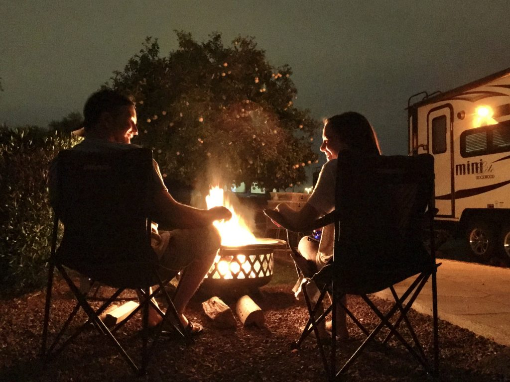 Buying an RV to spend more time outdoors