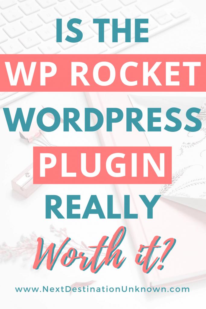 Is the WP Rocket WordPress Plugin Really Worth It?