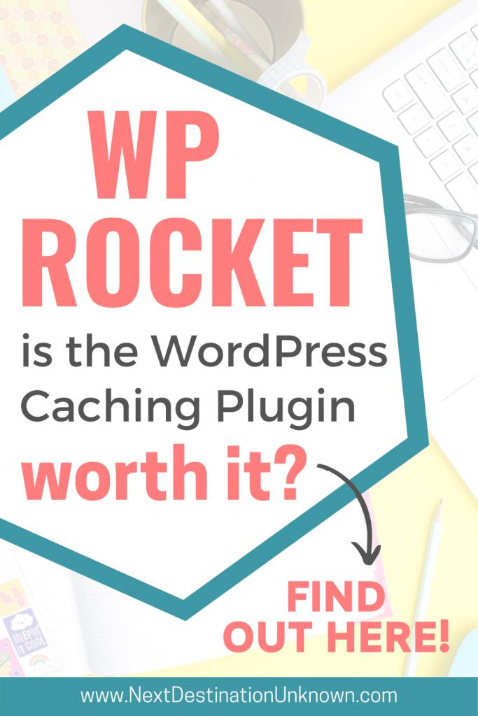 WP Rocket - Is the WordPress Caching Plugin Worth It?