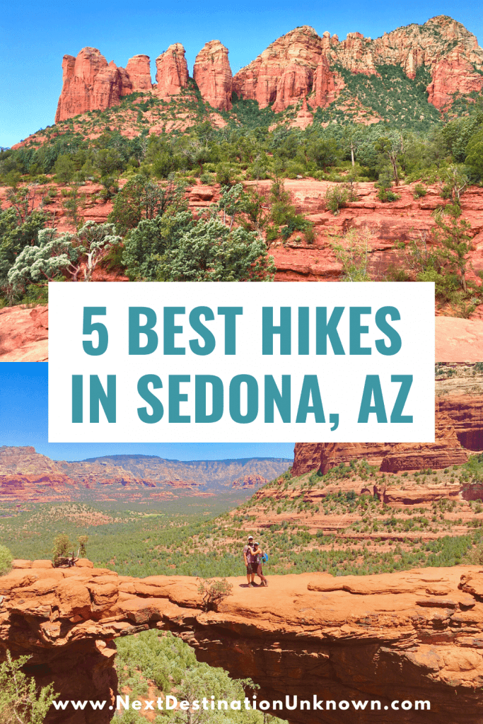 5 Best Hikes in Sedona, AZ
