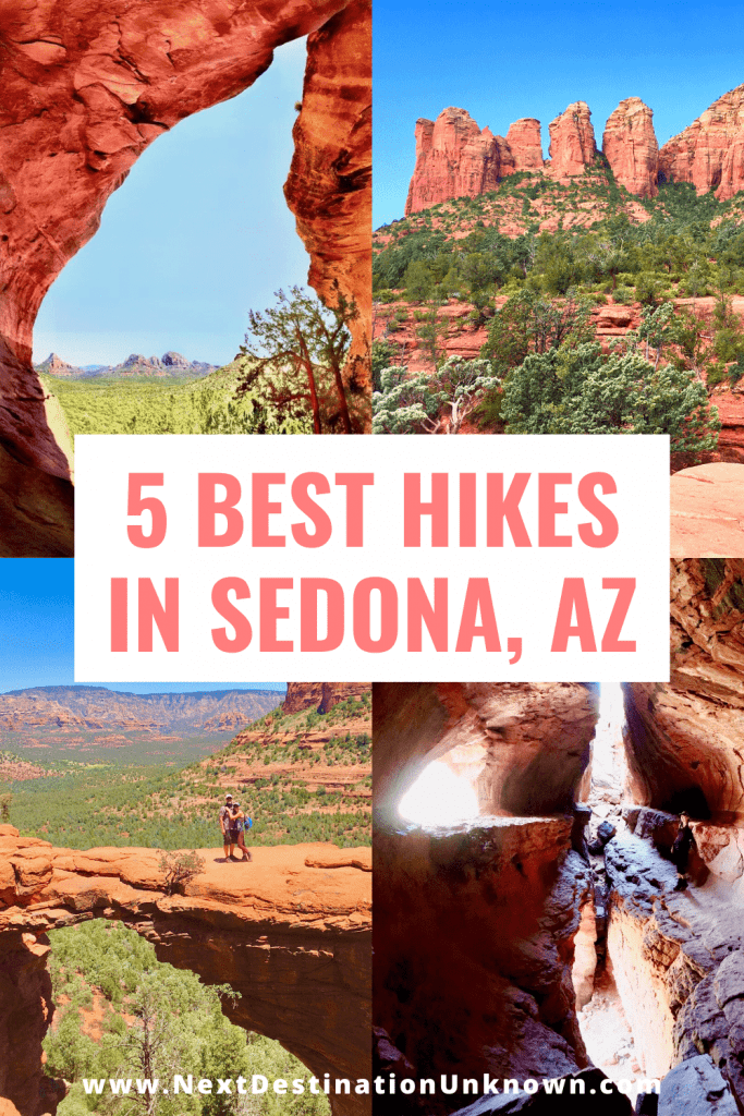 The 5 Best Hikes in Sedona, AZ