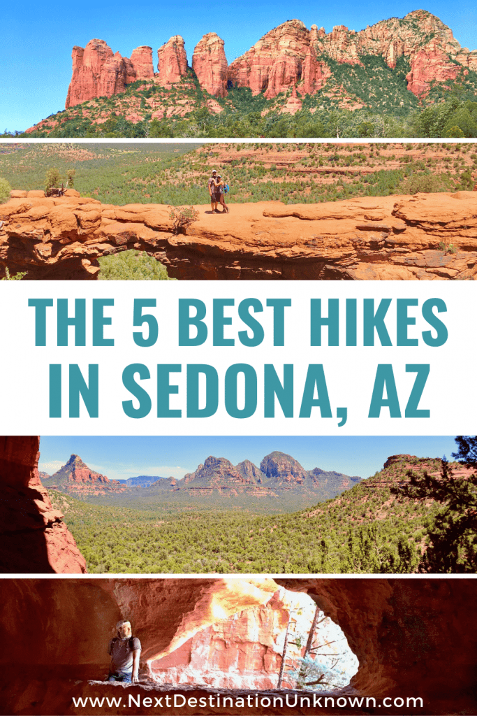 Top 5 Best Hikes in Sedona AZ You Won't Want to Miss