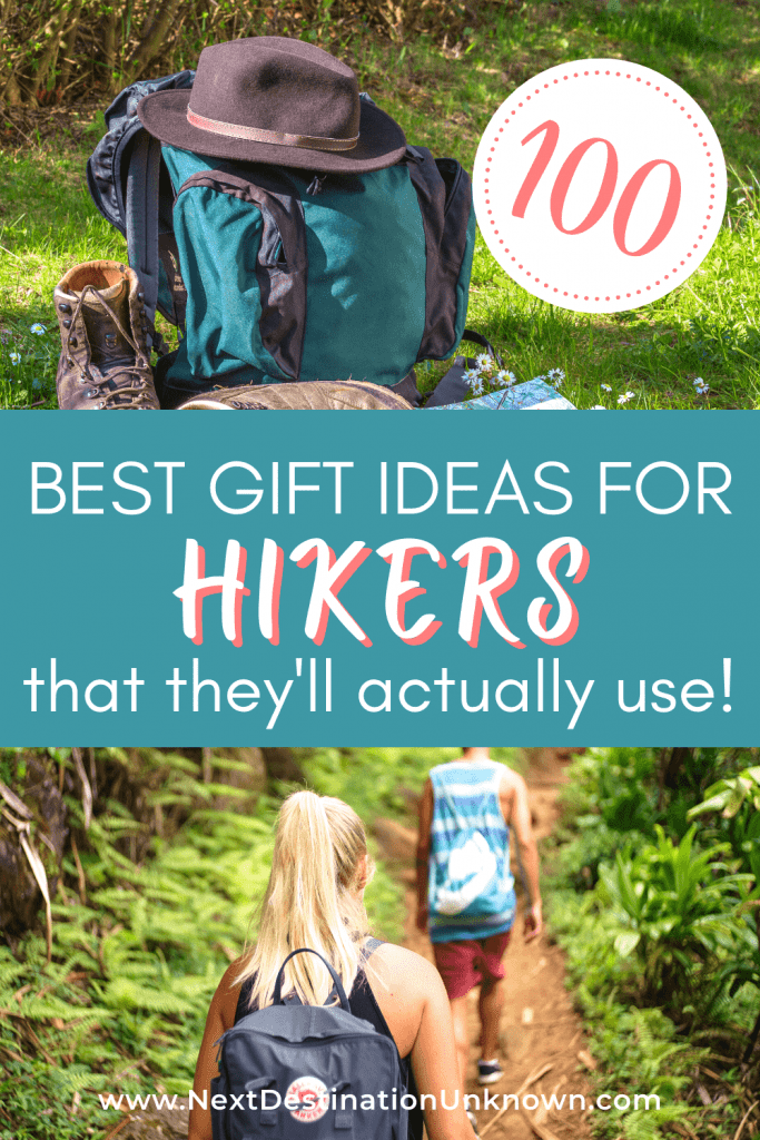 100 Best Gift Ideas for Hikers with the Best Gifts for Hikers