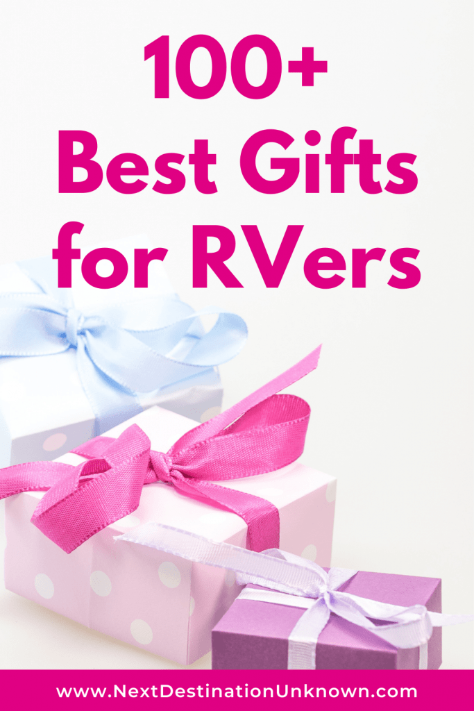 100+ Best Gifts for RV Owners and Best Gifts for RVers