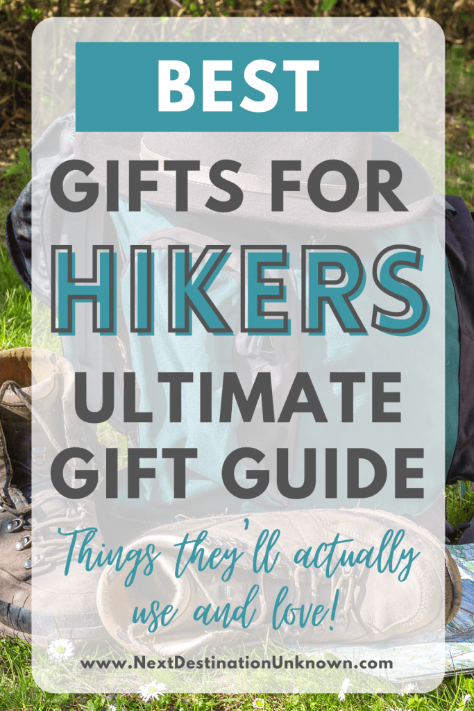 Best Gifts for Hikers - the Ultimate Hiking Gift Guide