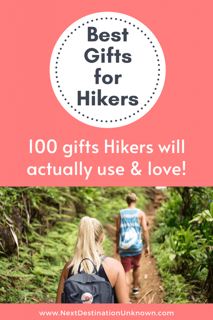Best Gifts for Hikers with 100 Gift Ideas for Hikers