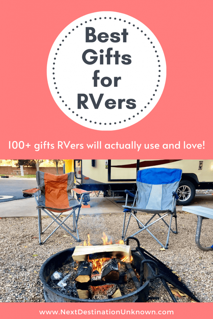 Best Gifts for RV Owners and RVers - 100+ gifts RVers will actually use and love!