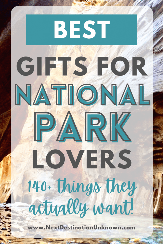 Best National Park Gifts for National Park Lovers