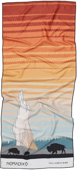 REI - Nomadix National Parks All-Purpose Towel - Single-Sided