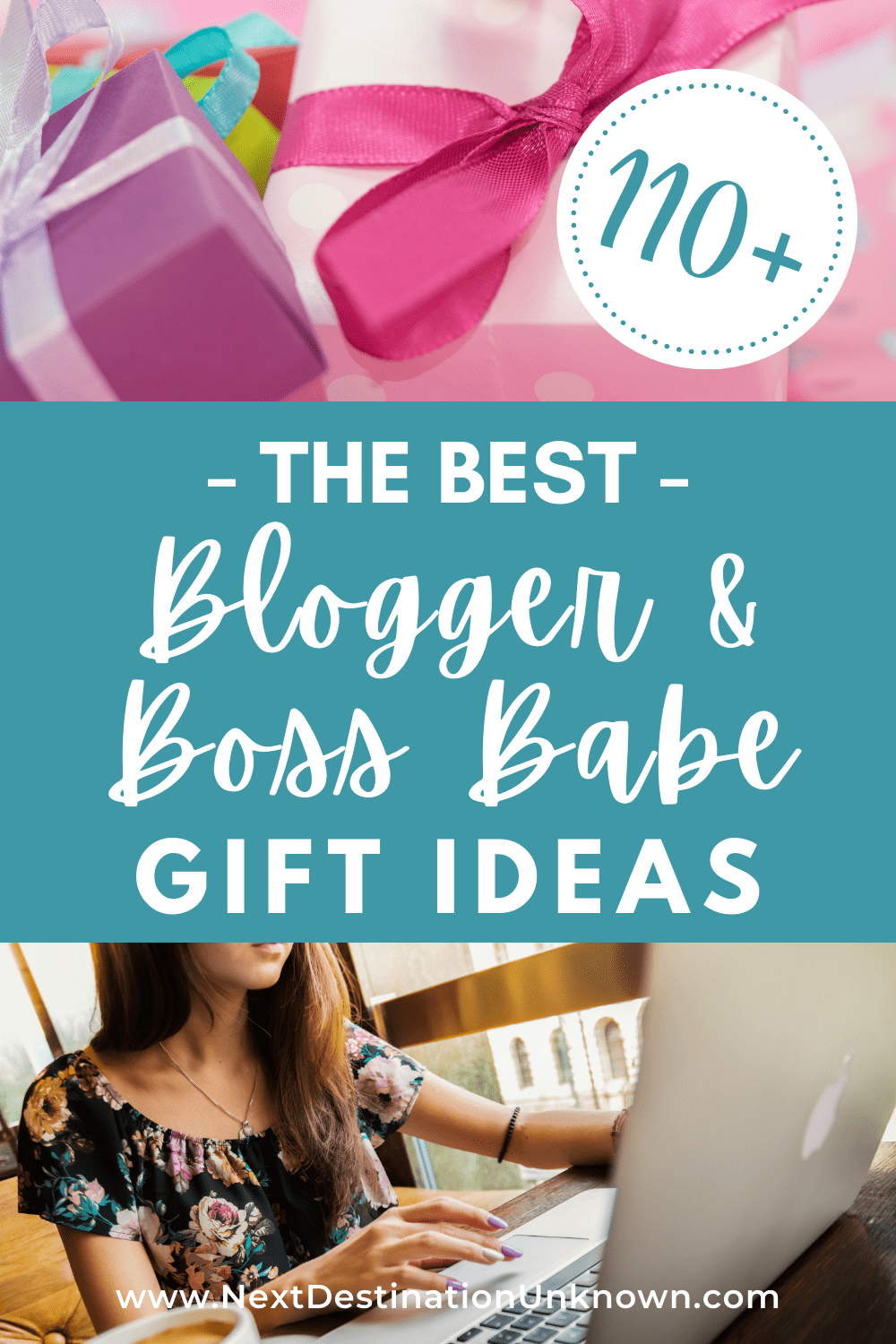 110+ of the Best Gifts for Bloggers or Boss Babes