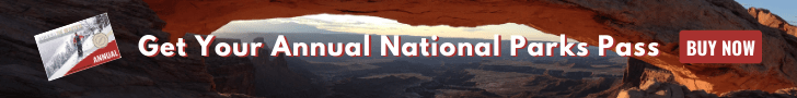 Get Your Annual National Parks Pass Here!