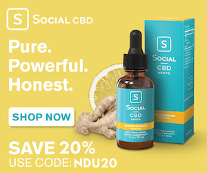 Social CBD - CBD Products (Save 20% on CBD)