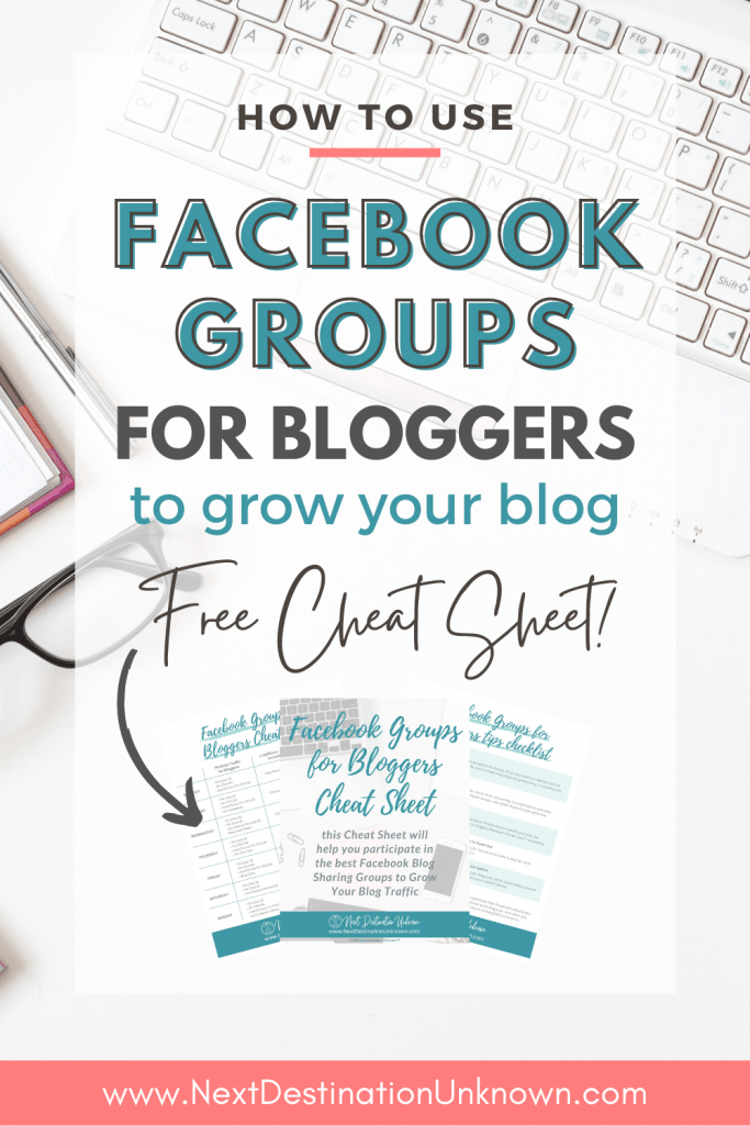 How To Use Facebook Groups for Bloggers to Grow Your Blog