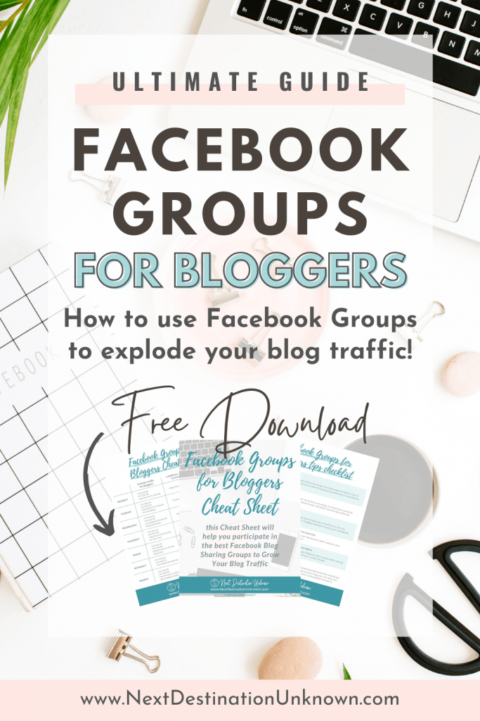 Ultimate Guide to Facebook Groups for Bloggers