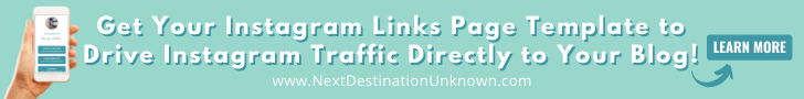 Get Your Divi Template for Instagram Links Landing Page