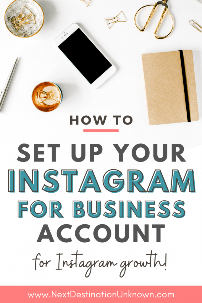 How To Set Up Your Instagram Account for Business