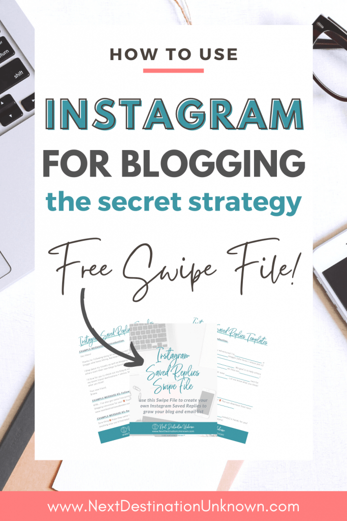 How To Use Instagram for Blogging